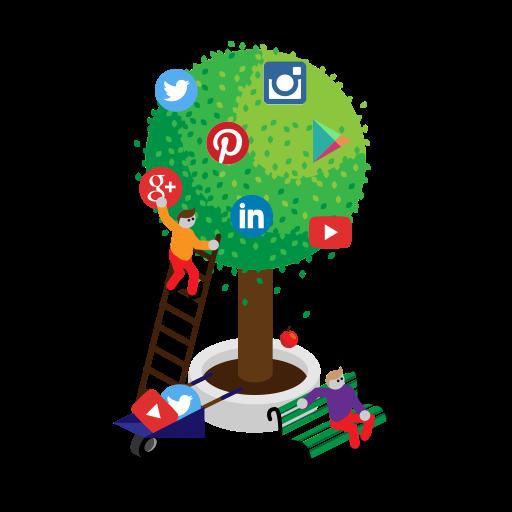 Decipher Your Next Move: Social Media