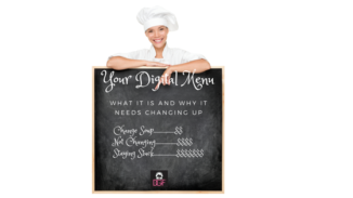 Changing Up Your Digital Marketing Menu